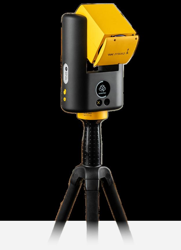 Giraffe360 camera